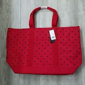 BANANA REPUBLIC trend ON large tote NWT